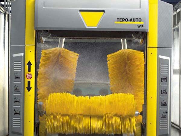 动车清洗刷